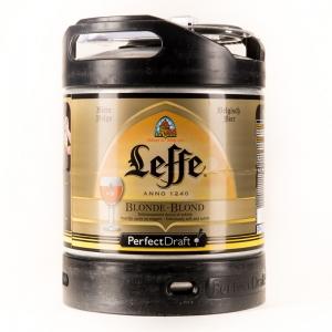 Fut de Leffe de 6L pour tireuse à bière PerfecdtDraft