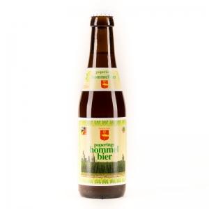 Bouteille de bière hommelbier de 25 cl