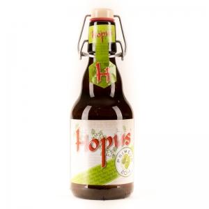 Bouteille de bière hopus primeur de 33 cl